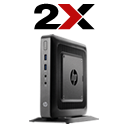2X ThinClientServer