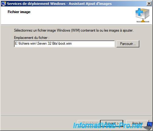 Windows Server 2008 - WDS - Windows Deployment Services
