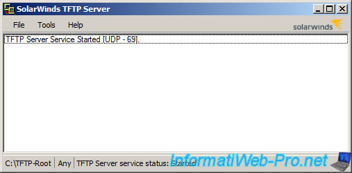Windows Server - PXE - Custom Menu - InformatiWeb Pro