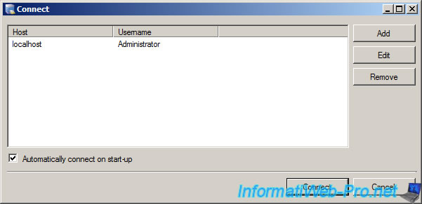 Windows Server - Mails server - InformatiWeb Pro