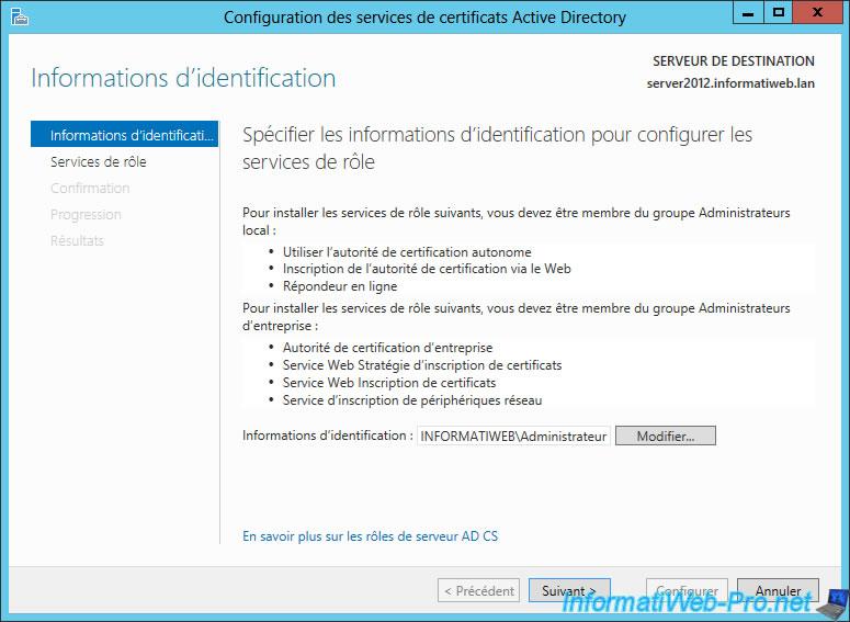 Windows Server 2012 2012 R2 Create An Enterprise Root