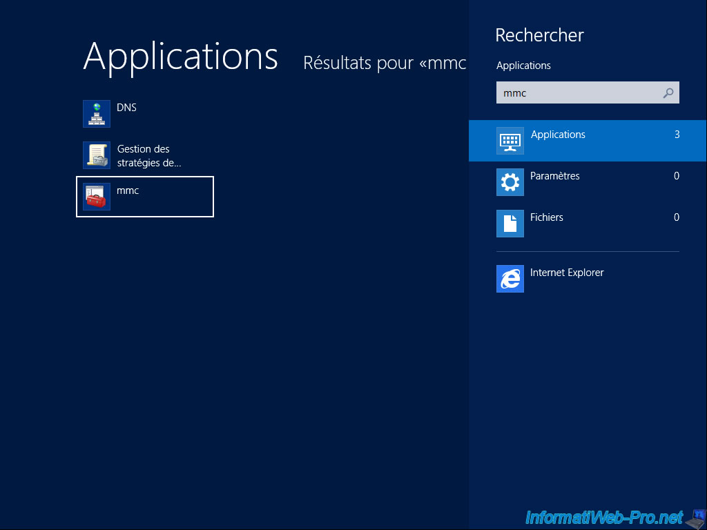 Windows server 2012 2012 r2 create an enterprise root to distribute our root certificate to clients of the active directory we will need our root certificate to export it go to the bottom corner left to go 1betcityfo Gallery