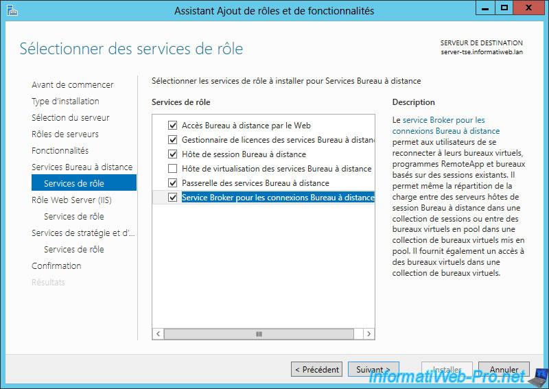 Windows Server 2012 - TSE - RemoteApp (on a single server