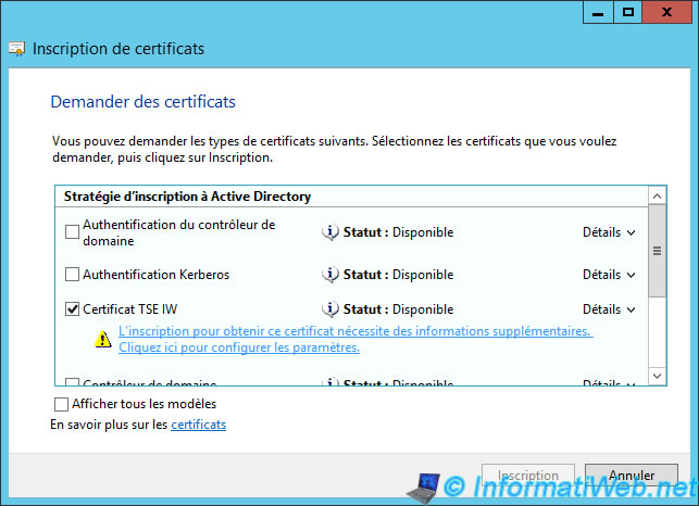 Windows server 2012 tse remoteapp on a single server page the full name server namemainextension should be indicated in common name yadclub Images