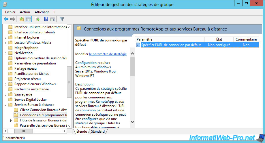 Windows Server 2012 / 2012 R2 - RDS - Methods for