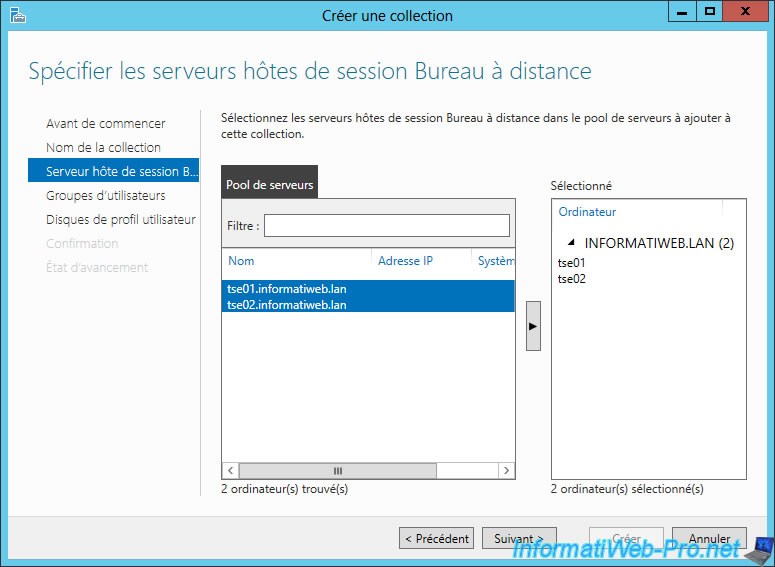 windows server 2012 tse remoteapp sur plusieurs serveurs gr ce au broker page 3. Black Bedroom Furniture Sets. Home Design Ideas