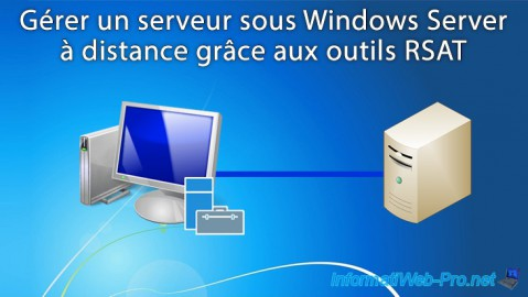 Windows Server - Outils d'administration de serveur distant (RSAT)