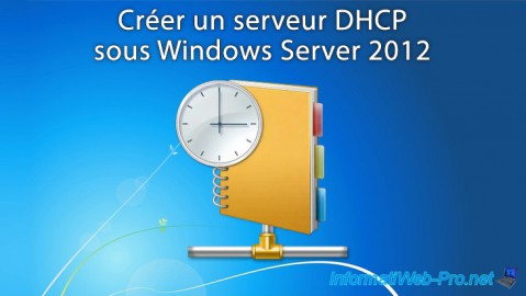 WS 2012 - DHCP