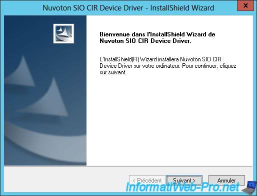 Intel Nuvoton CIR Windows 7