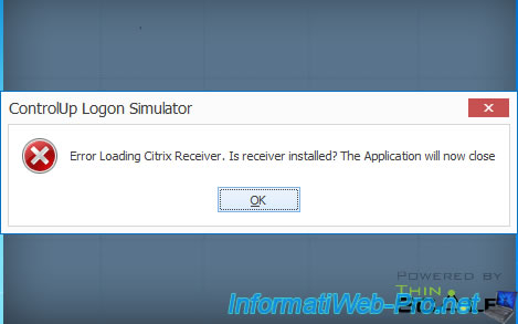 Try These Problems Installing Citrix Receiver On Windows 7