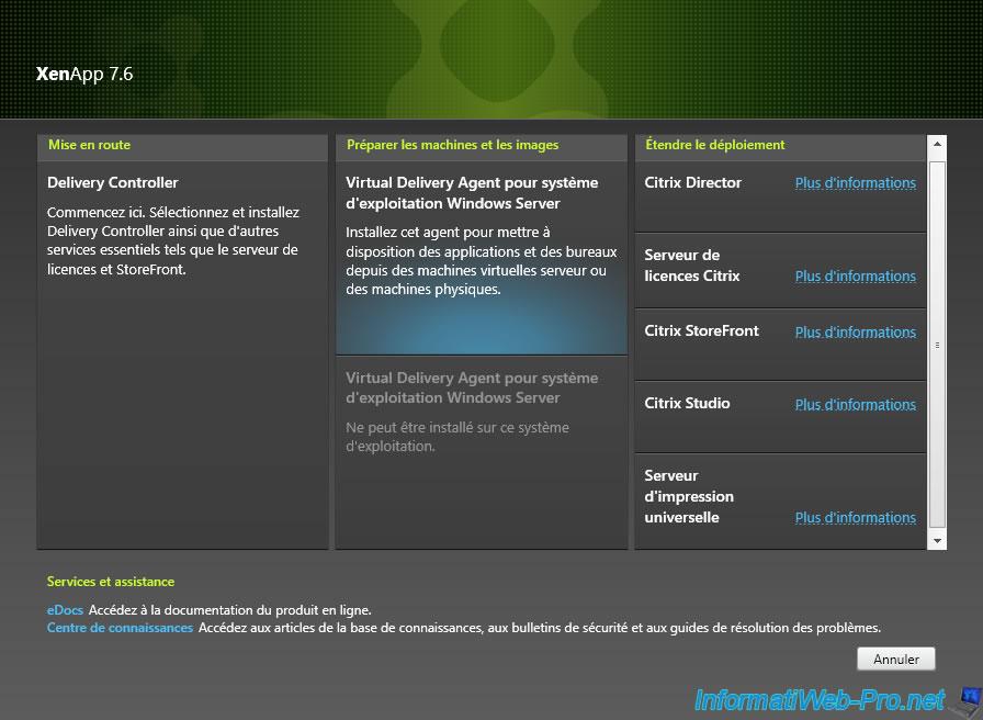 Citrix XenApp - Installation, configuration and applications