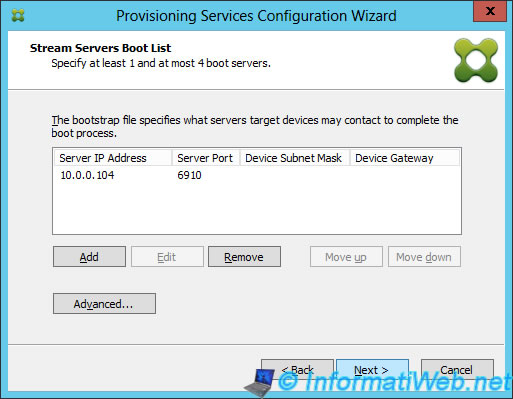 Citrix XenDesktop 7 6 - Desktops delivery by PVS - Citrix