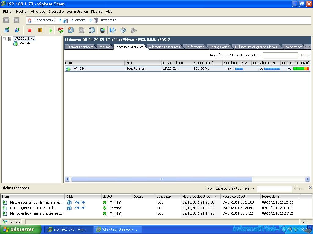 VMware ESXi 5 - Configure and use ESXi 5 0 - Page 2 - VMware