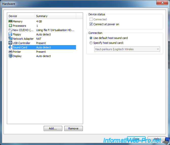 how to use vmware player to create a virtual machine