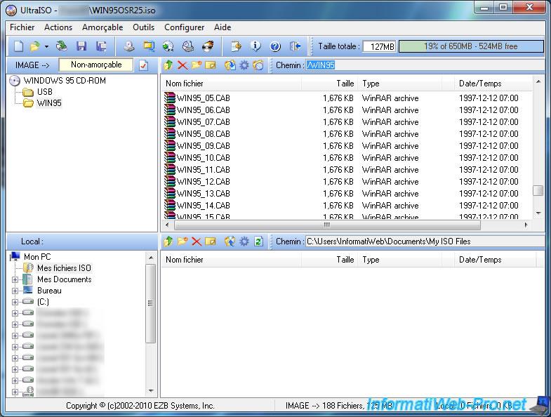 VMware Workstation / Player - Install Windows 95 - VMware