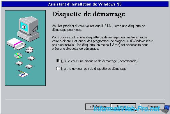 VMware Workstation / Player - Install Windows 95 - Page 2 - VMware
