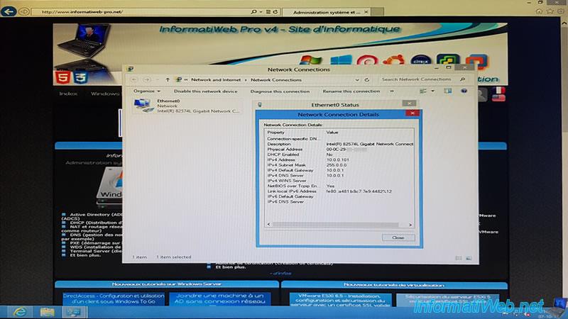 installation de serveurs multipoint 2012