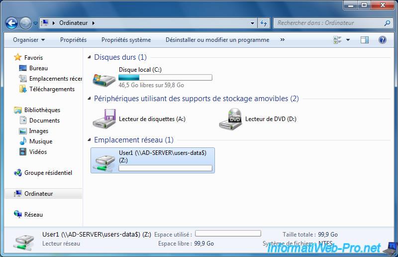 Windows server 2008 r2 2012 profils itin rants for Reseau pro cuisine