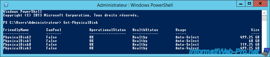 Windows Server 2012 R2 - Create faster storage pools with
