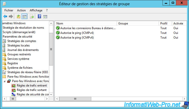 Windows server 2012 2012 r2 directaccess g rer un - Bureau a distance windows server 2012 ...