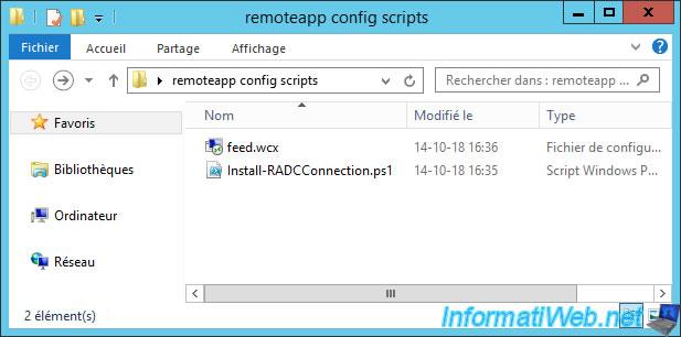 Windows Server 2012 / 2012 R2 - RDS - Configure client PCs