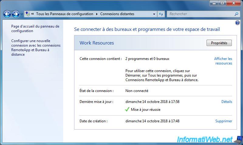 Windows Server 2012 / 2012 R2 - RDS - Configure client PCs on