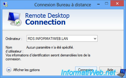 Windows Server 2012 / 2012 R2 - RDS - Restrict unauthorized