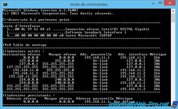 Windows Server 2012 / 2012 R2 - Dynamic routing (RIPv2