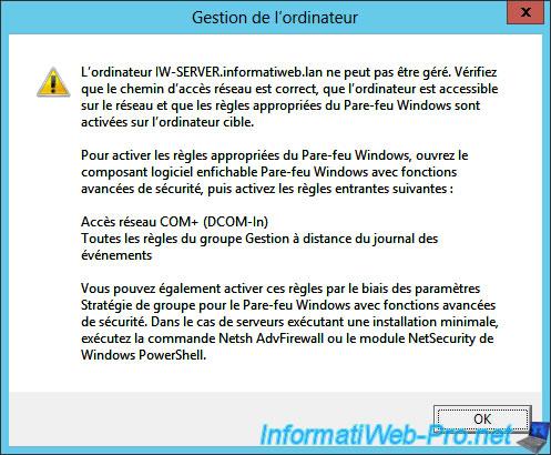Windows Server 2012 / 2012 R2 - Manage multiple Core servers